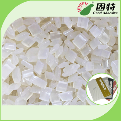 Yellowish and transparent Granule bookbinding Hot Melt Glue For Perfect binding for notebook, notepad
