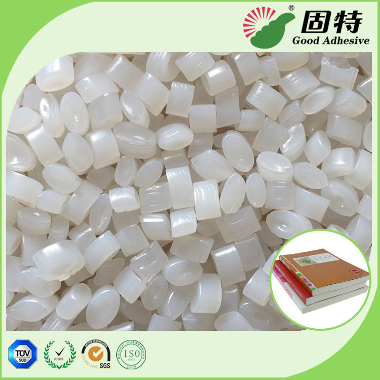 Spine paper Hot Melt Binding Glue Pellets With Paper Bag Package for bookbinding