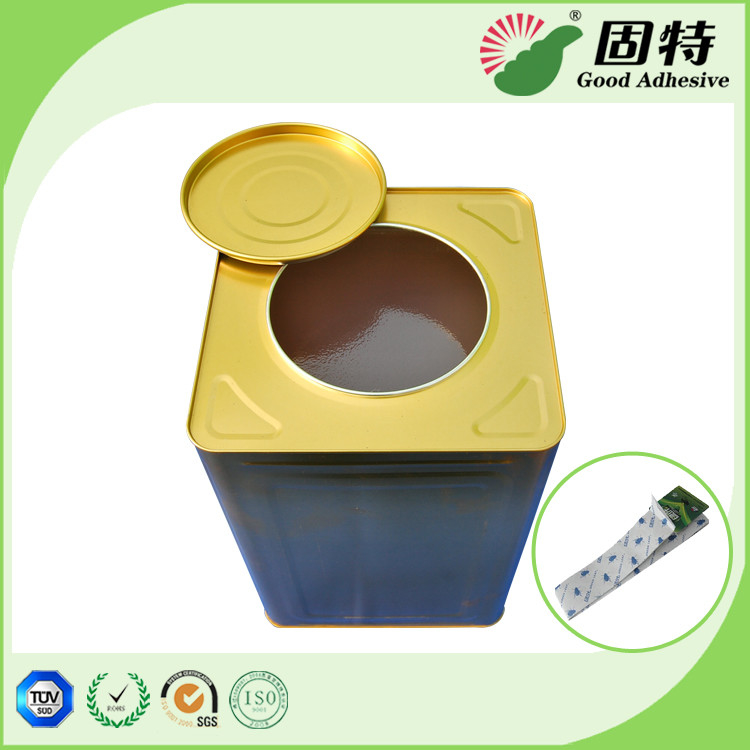 Fly Catcher Tape Hot Melt Glue Yellowish Color With Excellent Aging - Resistance