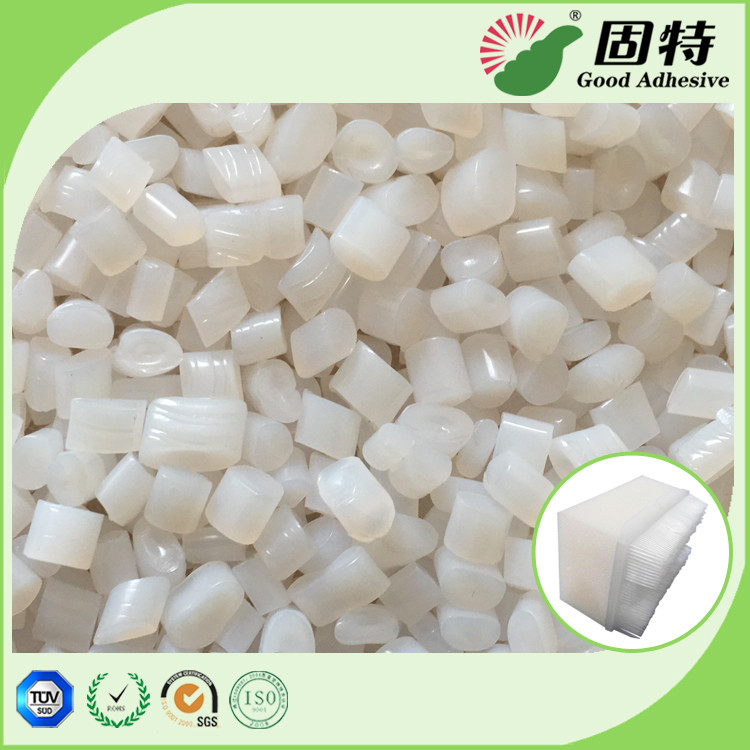 Semi Transparent Hot Melt Pellets For Medical Disposable Brush